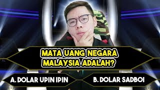 PERTANYAAN SENILAI 1 MILYAR RUPIAH !!! - Who Wants to be A Millionaire Indonesia screenshot 5