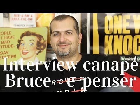 Bruce Benamran (e-penser) en interview-canapé !