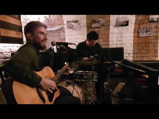 Victor Suzacq and Sly Juhas - Workin Man - Otis Rush (Cover) @ Yellow Zebra Budapest