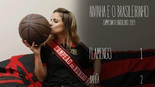 Flamengo 1x2 Bahia - Nivinha e o Brasileirinho (Campeonato Brasileiro 2014)