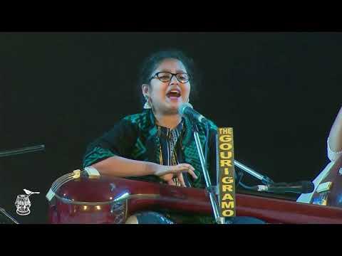 Sreemoyee Acharyya At ITC Sangeet Sammelan 2019  - Raga Yaman