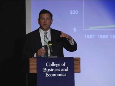 WVU Business and Economics Weese Lecture presents John E. Schlifske
