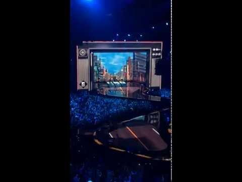 Mtv EMAs 2015 - Countdown opening +
