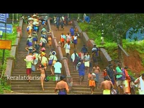 Sabarimala Pilgrimage Kerala Tourism