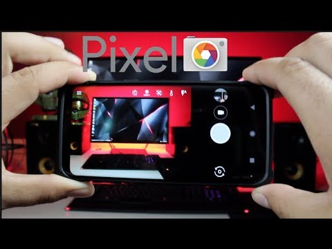 Install Android O Google Pixel Camera With HDR+ On Almost ANY Android!