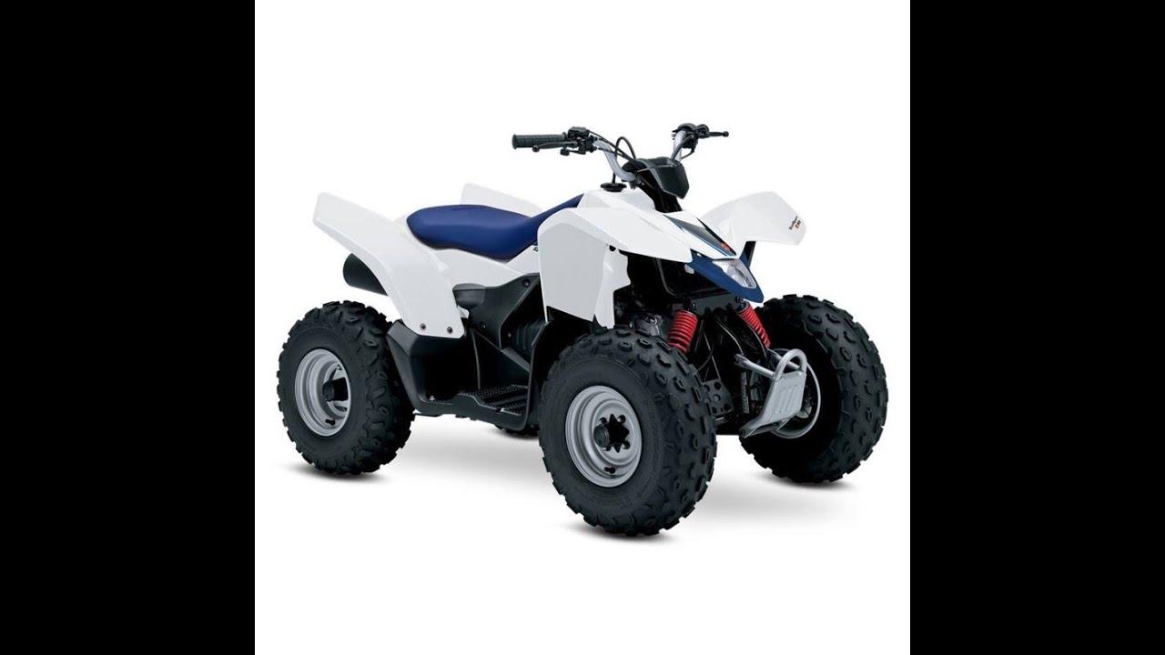Suzuki Lt-z90 - Service Manual    Repair Manual