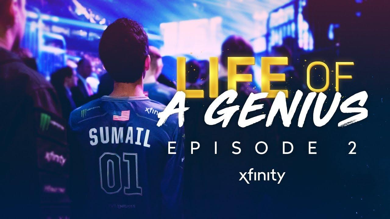 Xfinity Presents Life Of A Genius Season 2 Episode 2 Esl One Hamburg Youtube