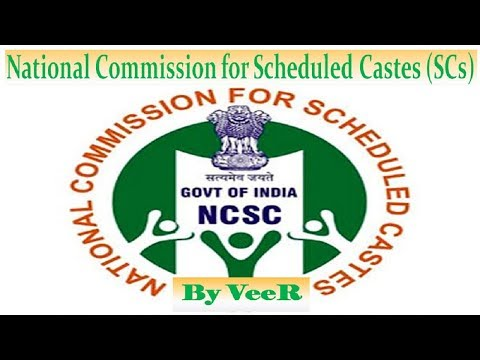 L-70-National Commission for Scheduled Castes(NCSC)-(Polity- Laxmikanth)(UPSC/ PSC/ IBPS/ SSC)- VeeR
