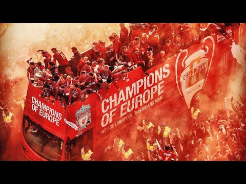 LIVERPOOL FC -  European Champions 2019 - The Movie HD