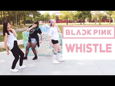 BLACKPINK(블랙핑크) -WHISTLE(휘파람) K-Pop Dance Cover by DASH