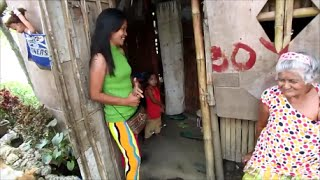 Meeting Filipina Rhea at SM City Iloilo City and a visit to her home.  Video 1 of 3