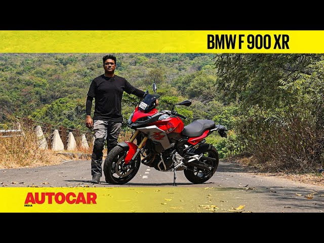 BMW F 900 XR review - Powerful and purposeful | First Ride | Autocar India