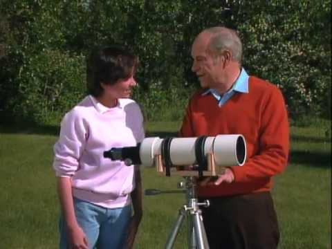 How Does A Telescope Work? (Mr. Wizard)
