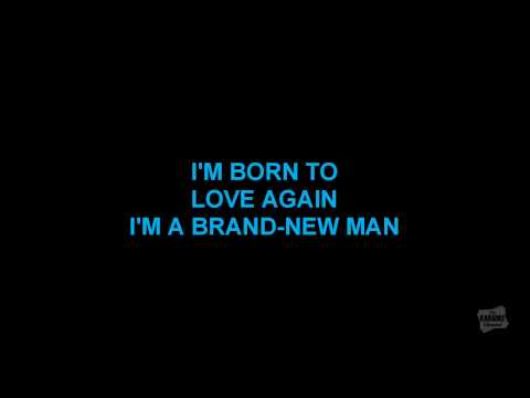 Brand New Man in the style of Brooks & Dunn