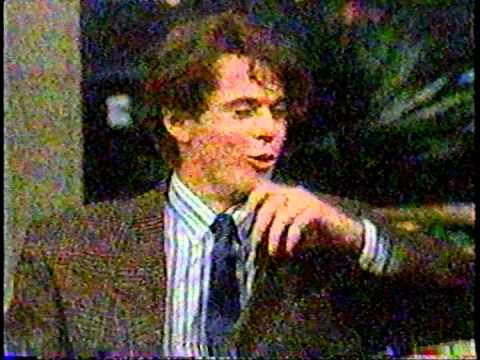 C  Thomas Howell @ The Pat Sajak  1988