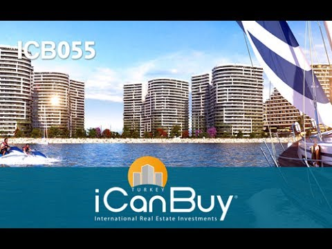 ICB055 - The most luxurious seafront project in Istanbul