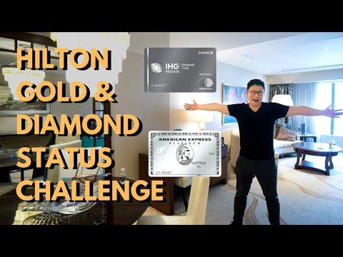 Hilton Status Match Challenge: Free Upgrades & Breakfast