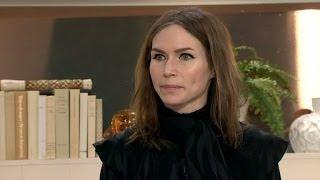 Nina Persson om nya mammalivet och solokarriären efter Cardigans - Nyhetsmorgon (TV4)