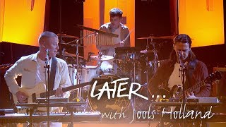 London collective Jungle perform Heavy, California on Later... with Jools
