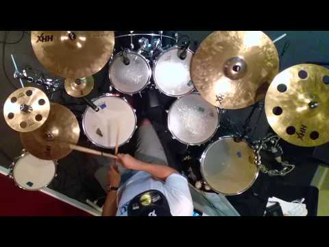 Planetshakers - Leave Me Astounded Drum Cover by JSC
