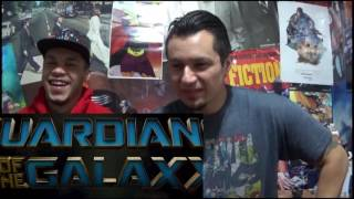 GUARDIANS OF THE GALAXY VOL. 2 SUPER BOWL EXTENDED CUT T.V SPOT REACTION