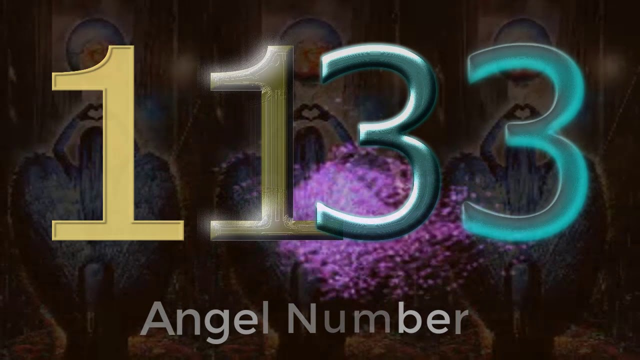 1133 angel number : What Does It Mean?