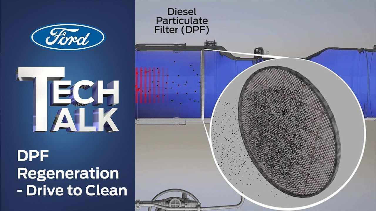 medium resolution of dpf regeneration drive to clean ford tech talk