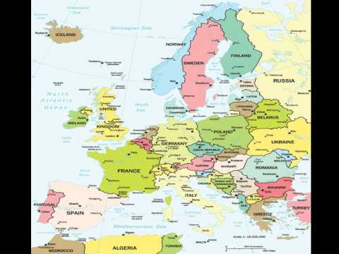 Wikileaks News: European countries that host US nuclear weapons
