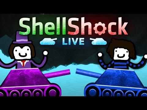 Tankwar against GermanLetsPlay | SHELLSHOCK LIVE