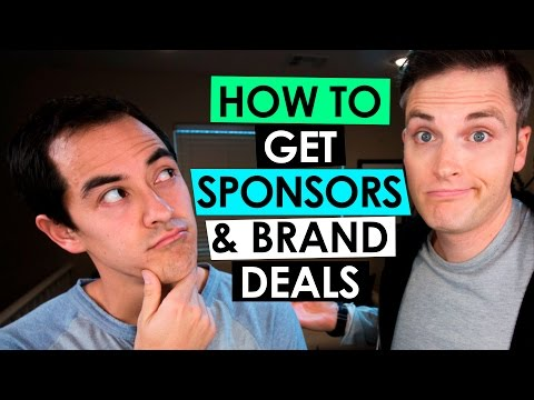 How to Get Sponsors on YouTube - 5 Tips