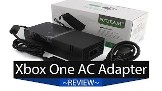 Xbox One Power Supply AC Adapter Review (YCCTEAM)
