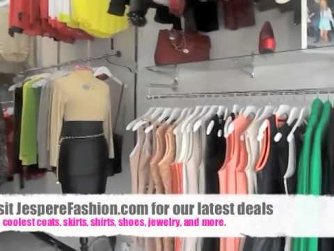 Jespere Fashion Showroom - Women's Clothing, Shoes, & Accessories