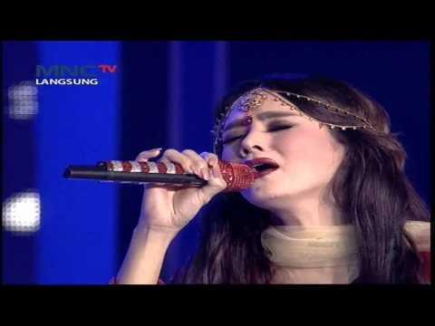 """Mulan Jameela Ft. Dedi Regar """" Tumhiho """" Kemilau Sang Bintang (25/8)"""