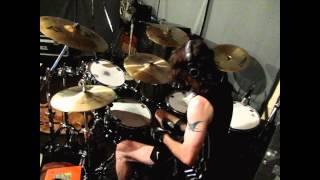 ADB - Red Hot Chili Peppers - I Like Dirt - Drum Cover
