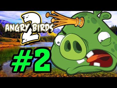 ANGRY BIRDS 2 - ĐỐI ĐẦU VUA LỢN TẬP 2