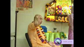 Бхагавад Гита 4.20 - Бхактиведанта Садху Свами