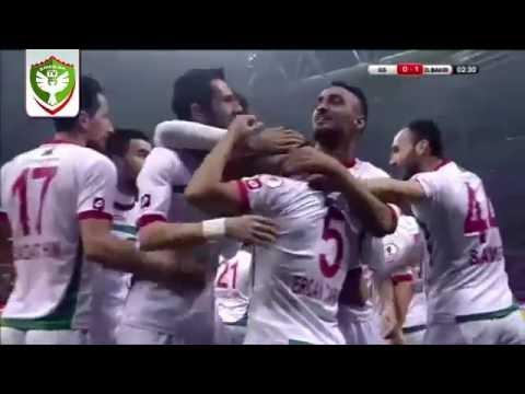 Galatasaray 0 - Amedspor 1