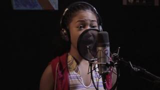 """Tagumpay"" by Lea Salonga cover by Francine Daphny Mandin"