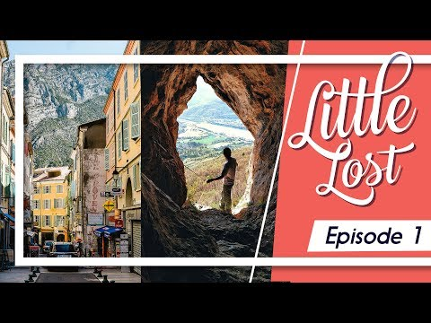 Exploring Sisteron in France! | Little Lost | Episode 1