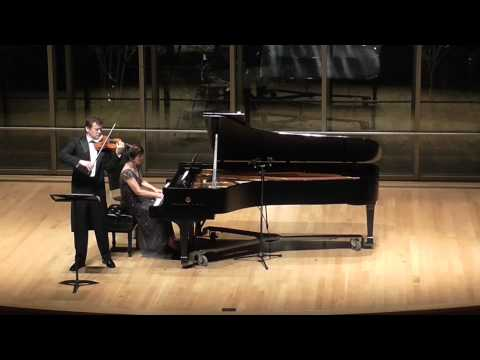 Encore: Rachmaninoff Song Transcription Violin /Piano Ivan Ženatý and Sandra Shapiro