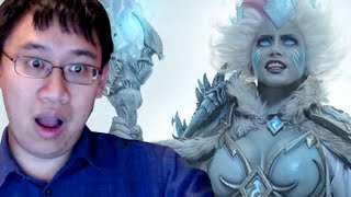 Trump Loves Frost Lich Jaina