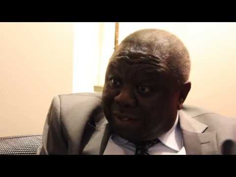 Morgan Tsvangirai full interview
