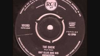 "Ray Ellis and his Orchestra ""The Sheik"""