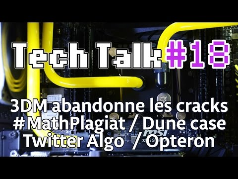 Tech Talk #18 - DX 12 sur Tomb Raider / Dune Case / Un arrêt