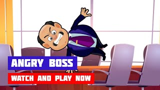 Angry Boss · Game · Gameplay