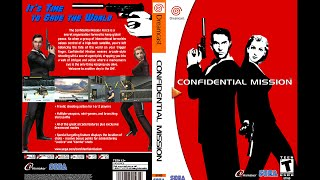 Confidential Mission Playthrough! (Dreamcast)