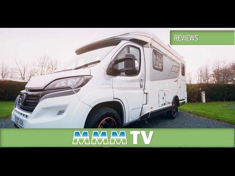 MMM TV motorhome review – Hymer Exsis t 474