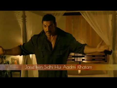 John Abraham best dialogue delivery in shootout at Wadala