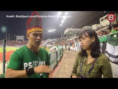 Kebanggaan Smeck Hooligan Mengawal PSMS Medan
