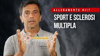 #sclerosi #sclerosimultipla #sport #gianmariomigliaccio con la sclerosi multipla si puo' fare sport ed esercizio fisico?la è una malattia c...
